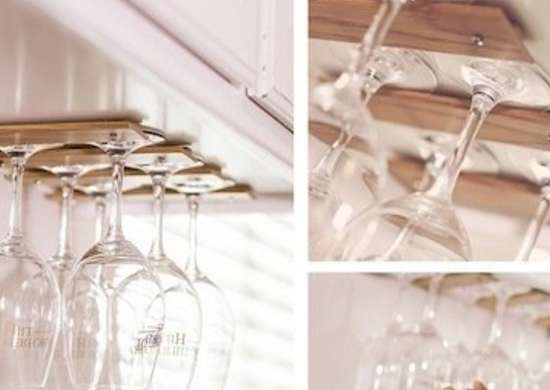 diy glass holders diy kitchen storage 10 easy hacks bob vila