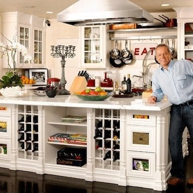 Home Kitchens of Celebrity Chefs - CNBC