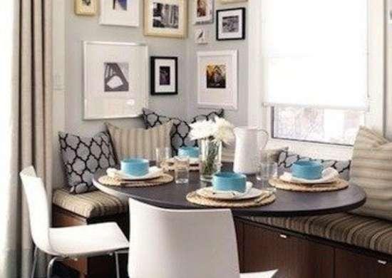 Banquette gallery wall via designmanifest blogspot crop