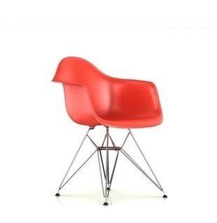 Hermanmiller eames molded plastic armchair color trend bob vila