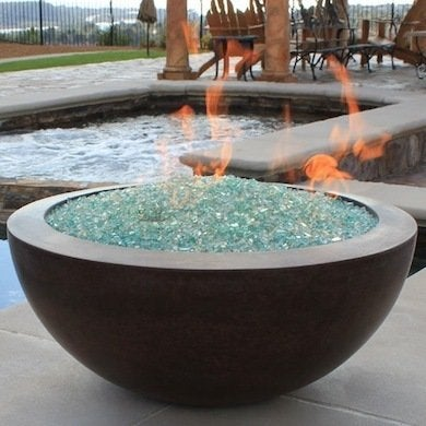 Fire Bowls 11 Ways To Heat Up Your Outdoor Living Area