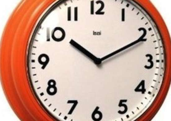 Bai School Wall Clock