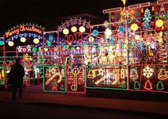 Toronto Christmas House