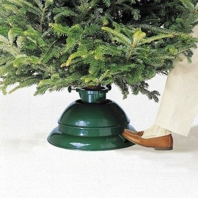 cast iron christmas tree stand home depot
