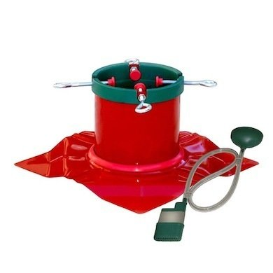 Christmas Tree Stand Watering System