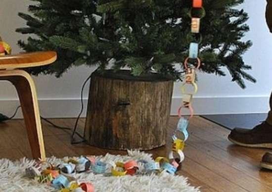 DIY Tree Stand