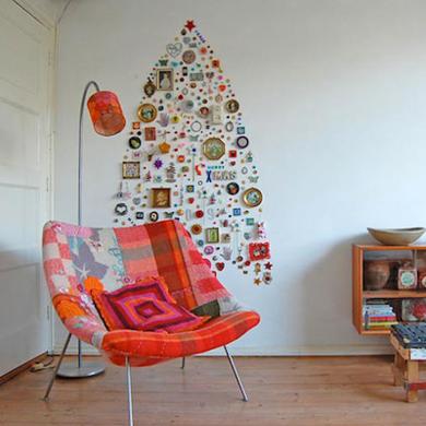 Wallcollectionchristmastree boredpanda
