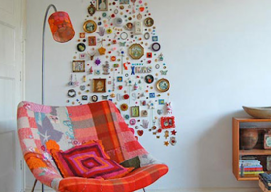 Wallcollectionchristmastree boredpanda