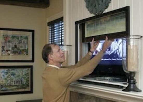 Pocket Door TV