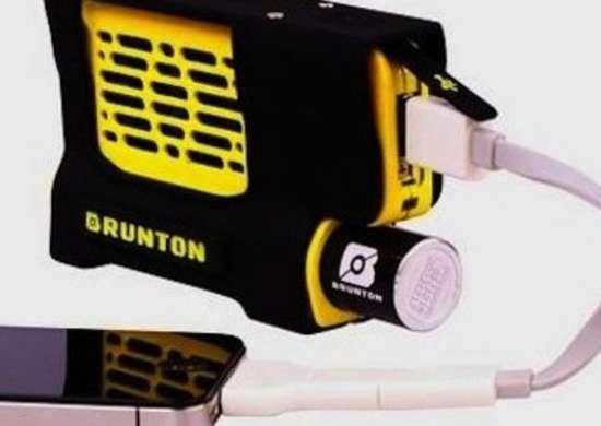 Brunton-hydrogen-reactor