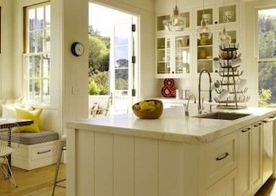 Accent colors kitchen