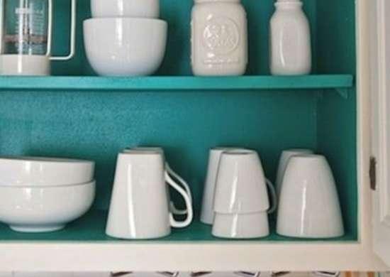 For more white kitchen