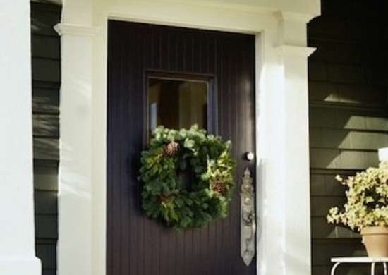 Holiday Door