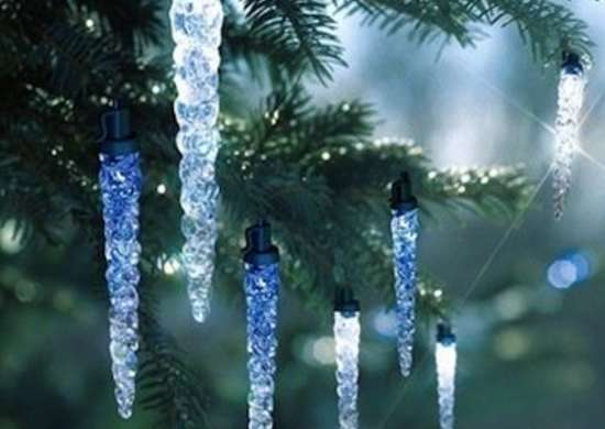 LED Icicles