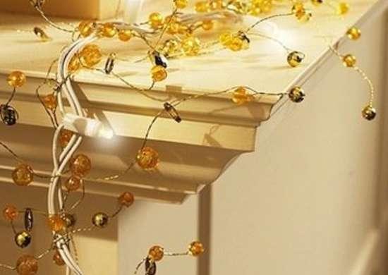 Gold LEDs