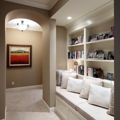Make reading nook