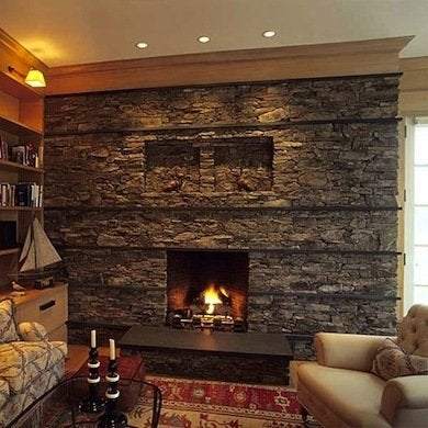 For more fireplaces
