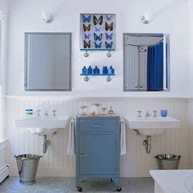 Slide 5 celebrity bathroom elledecor