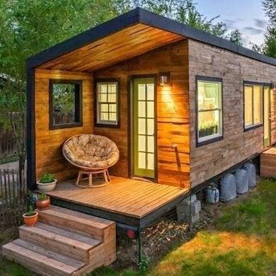 Tiny house 15 minimotives