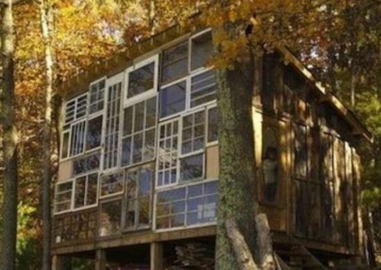 Tiny Glass House Tiny Houses Bob Vila