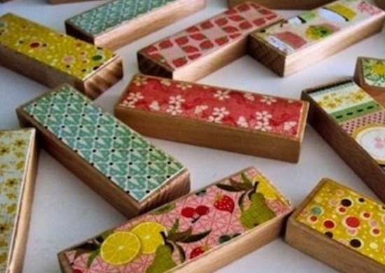 DIY Wood Games