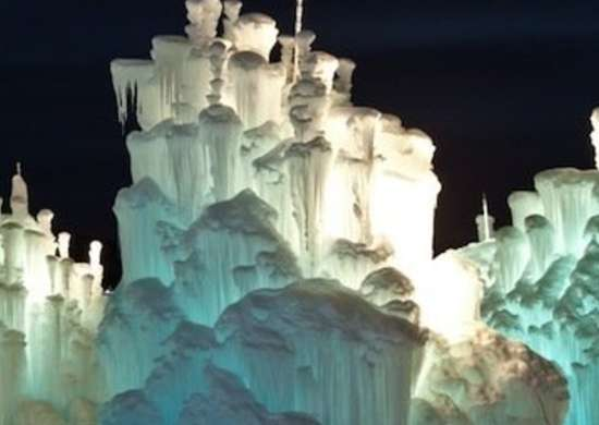 Icicle Castle