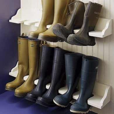 Boot Storage 11 Ways To Organize Winter Footwear Bob Vila