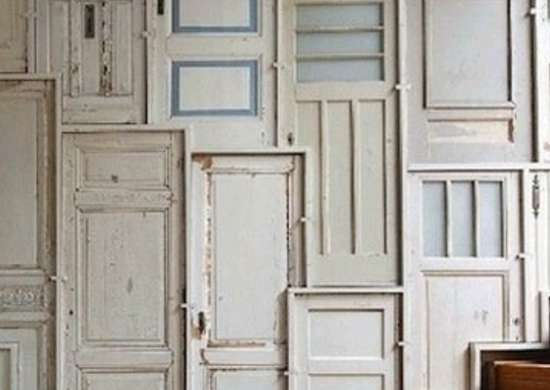 Upcycled Doors