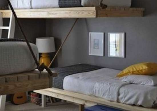 Kids Room Ideas 10 Design Themes For Shared Bedrooms Bob Vila