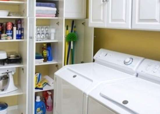 laundry room-pantry