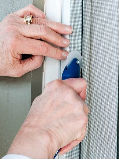 How to Replace Window Screen