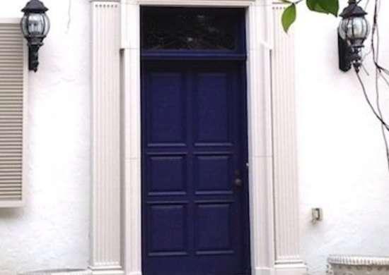 Superbe Indigo Front Door