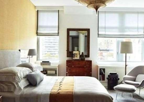 Julianna Margulies bedroom