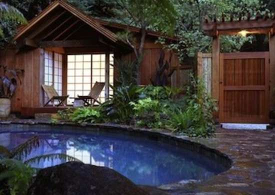 zen garden pool house ideas 9 design inspirations