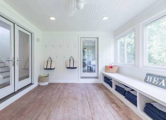 Montauk mudroom