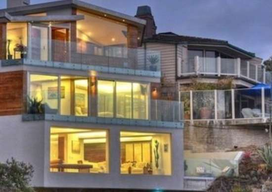 Slide 1 California Beach House