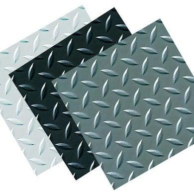 Vinyl garage flooring tiles