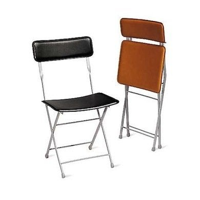 Leather Folding Chair Best Folding Chairs 12 Versatile