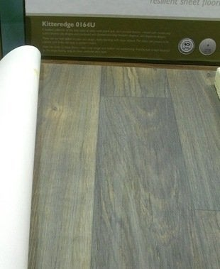 Duratru sheet vinyl flooring shaw