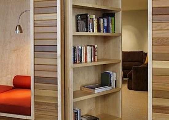Hideaway Bookcase