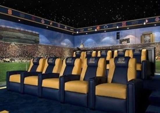 Stadium Seat View