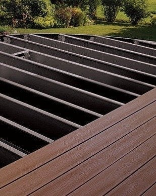 Trex elevations metal deck system