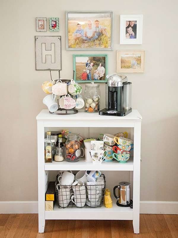 Diy Coffee Bar Perk Up Your Home Design Bob Vila