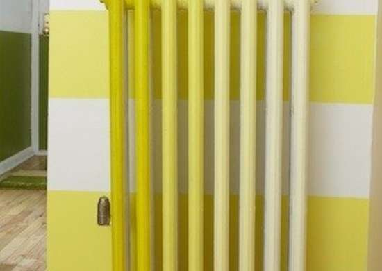 Painting Radiators