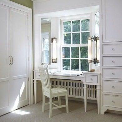 white bedroom vanity diy radiator covers 11 smart stylish ideas