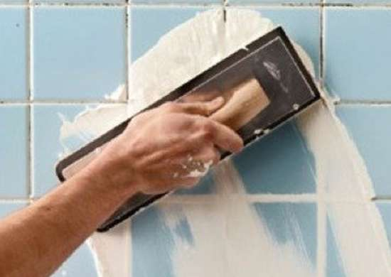 Clean or Replace Grout