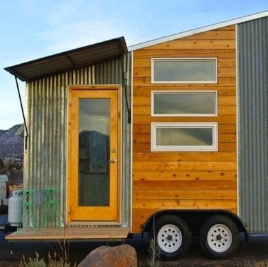 Mobile Tiny House House on Wheels 10 Residences on the