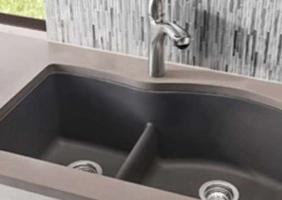 Low Divide Double Bowl Sinks