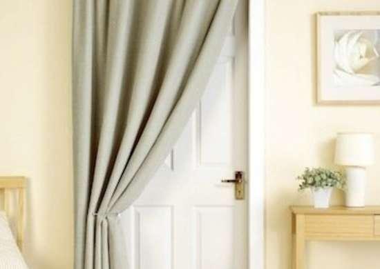 Hang a Curtain