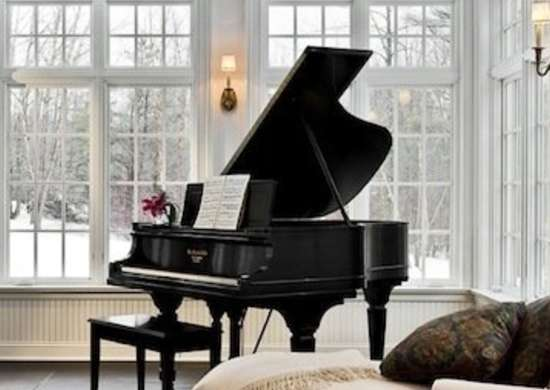 Magnificent Music Room Sunroom Decorating Ideas 11 Golden Inspirations Largest Home Design Picture Inspirations Pitcheantrous